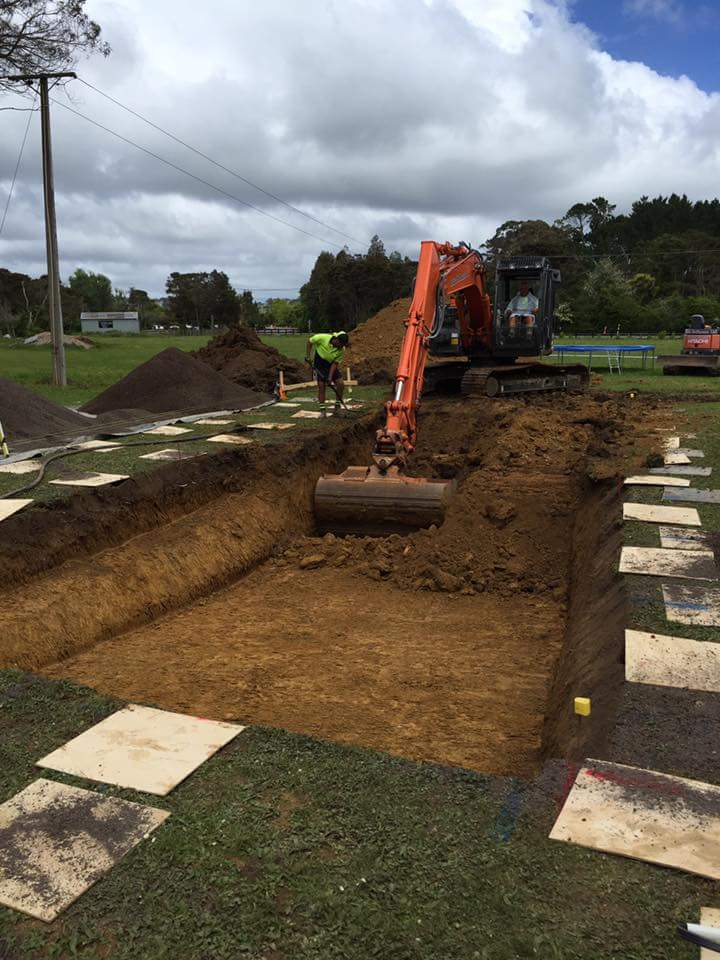 Auckland Builder for Outdoor Pool Deck Area