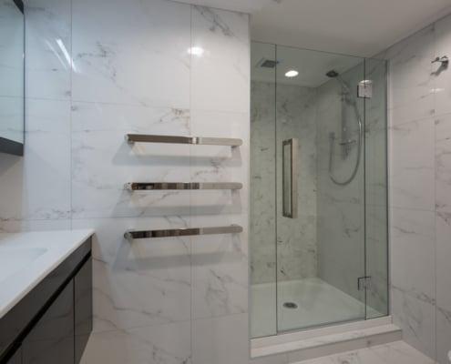Bathroom Renovation Auckland Fully Tiled Bathroom