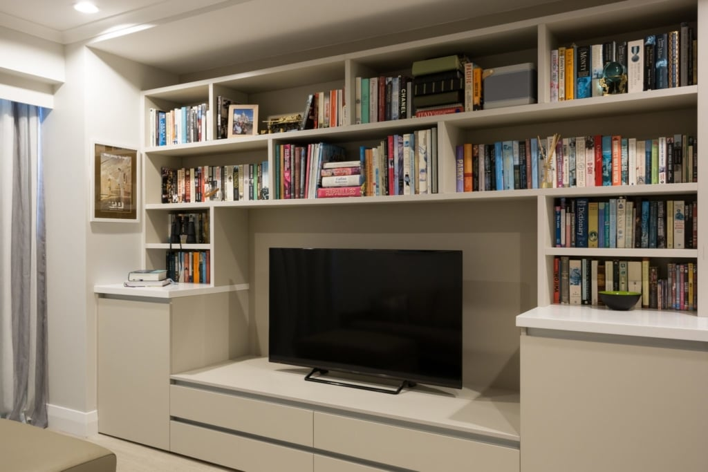 Built In Entertainment Wall Unit Auckland