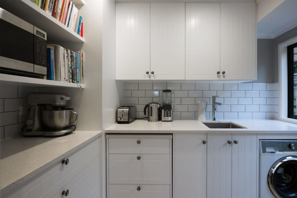 Butlers Pantry and Laundry by Within These Walls Auckland2