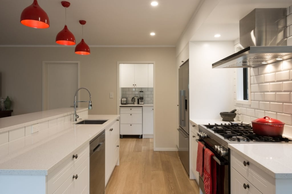 Full Kitchen Renovation Auckland including Butlers Pantry by Within These Walls
