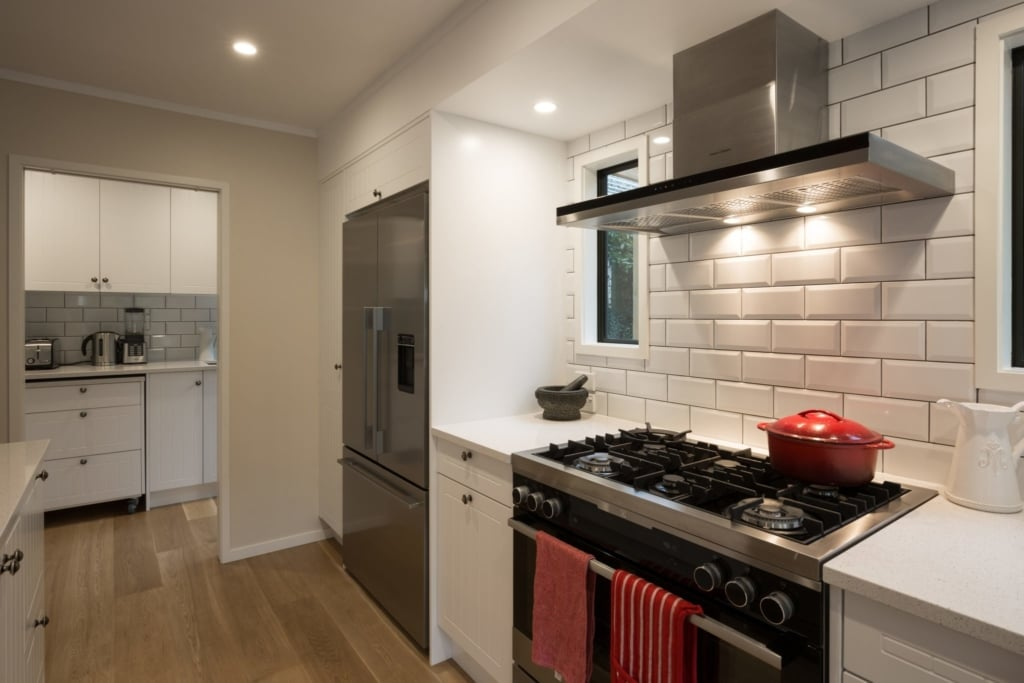 Kitchen Renovation Auckland including Butlers Pantry by Within These Walls