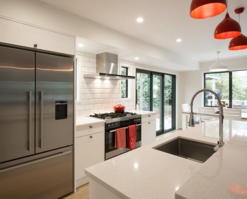 Kitchen Renovation Extension Auckland by Within These Walls