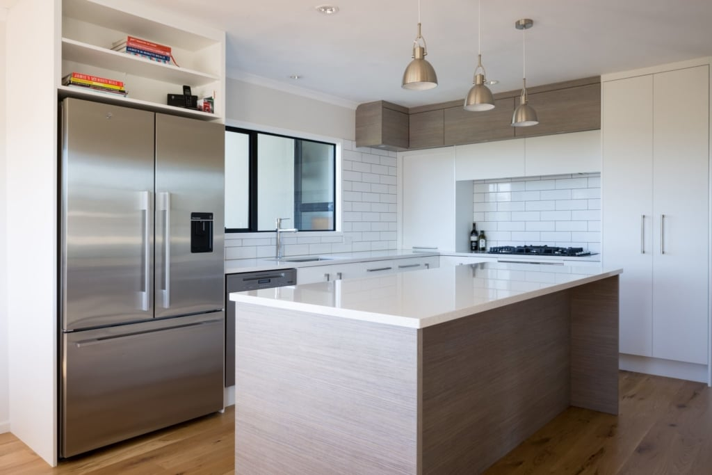 Modern Kitchen Renovation by Within These Walls