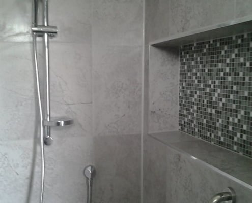 Bathroom Renovation by Within These Walls